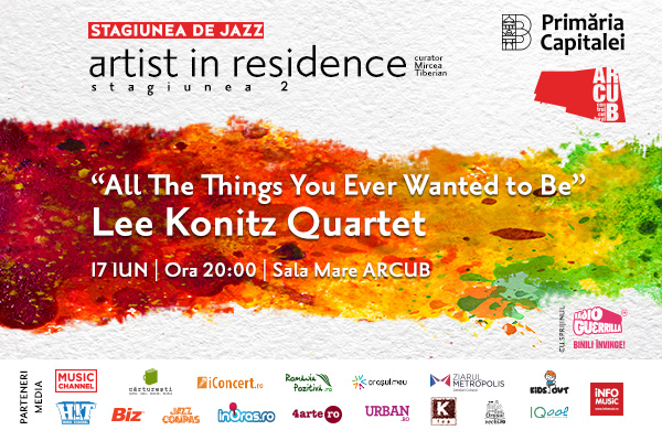 Artist in Residence -Arcub - unora le place jazzul