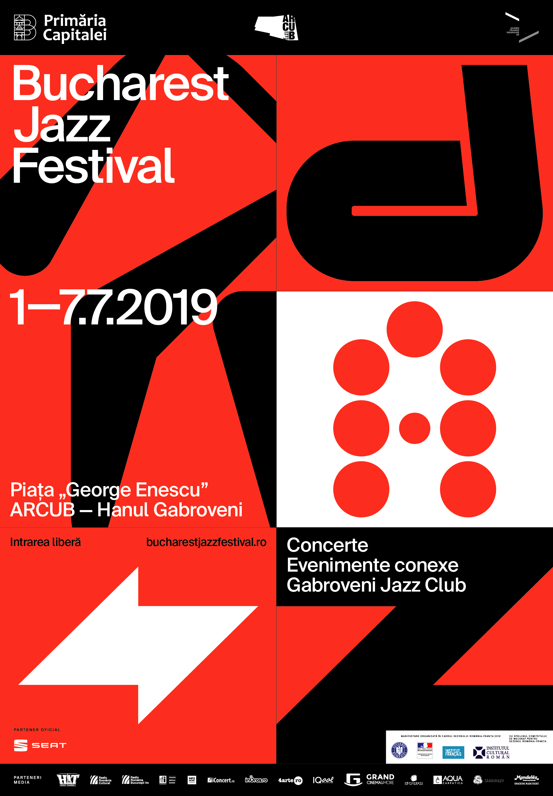 Bucharest Jazz Festival 2019 – Stiri Arcub