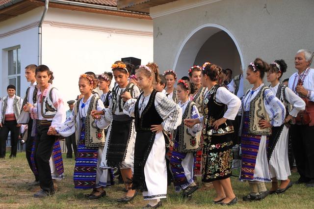 Festivaluri traditionale romanesti – 2o18 /anuale