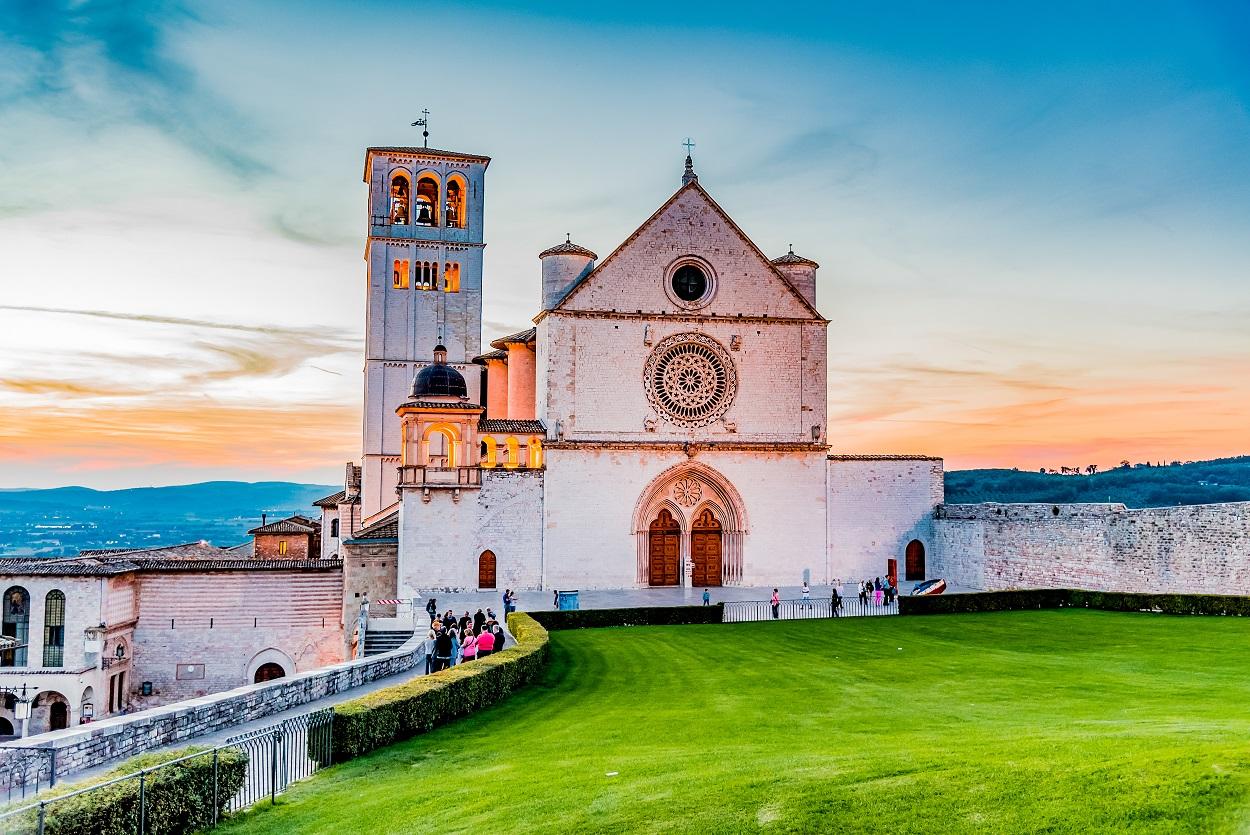 Assisi - Farmercul Umbriei - Italia - Foto Christian Tour