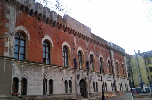 Castelul Huniade Timisoara