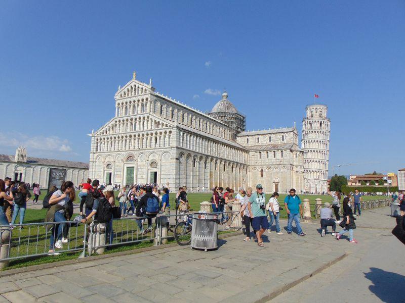 Citybreak Roma, Pisa, Florența Pisa – Ziua 1