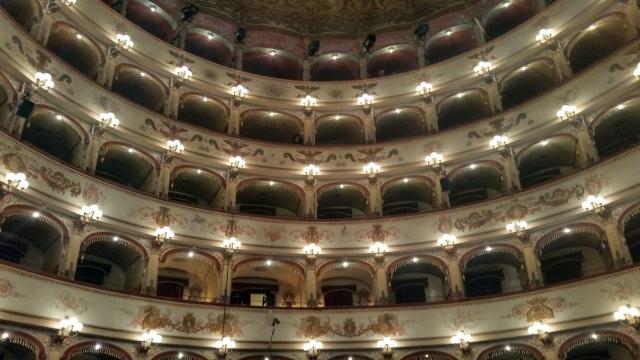 Ferrara teatro communale