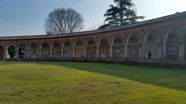 Ferrara-cimitirul evreiesc