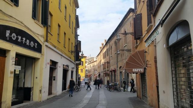 Ferrara magazine locale si biciclete