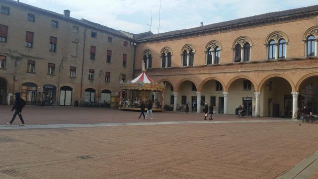 Ferrara - piazza
