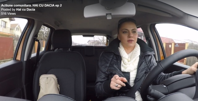 HaicuDacia-Ioana-episod2 - tren