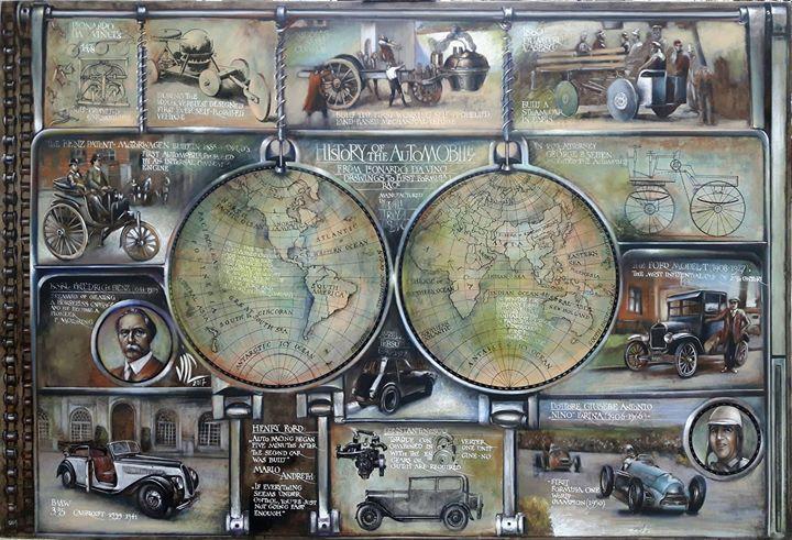 Istoria Automobilismului - VIC