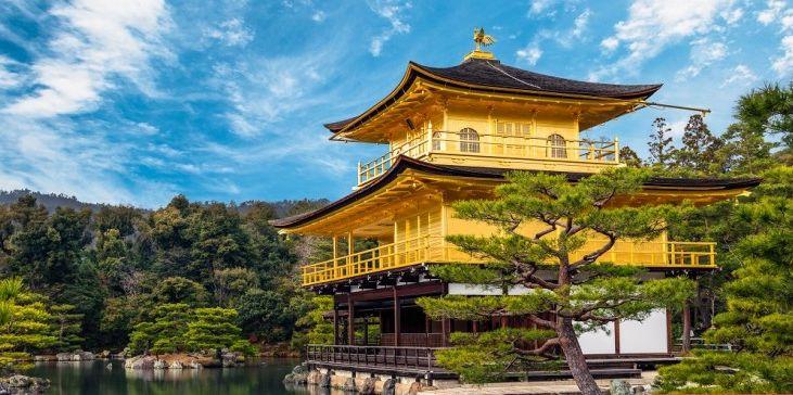 Kyoto - gradini japoneze - foto Christian Tour