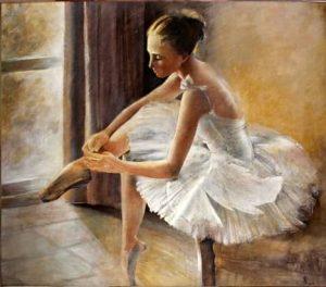 Vali Irina Ciobanu Balerina