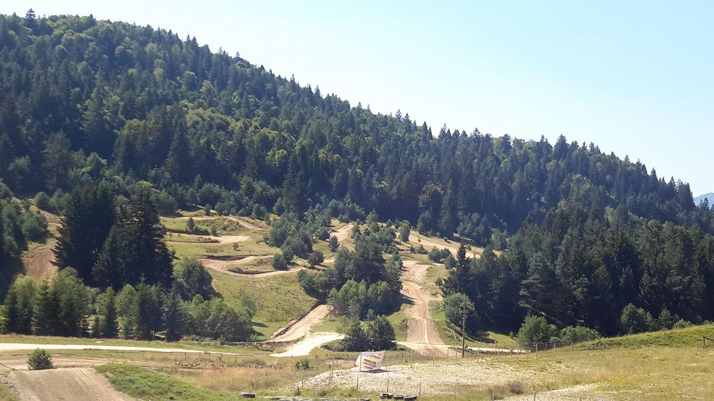 Zarnesti Challenge circuit motocross
