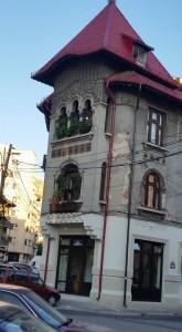O casa oarecare in Bucuresti