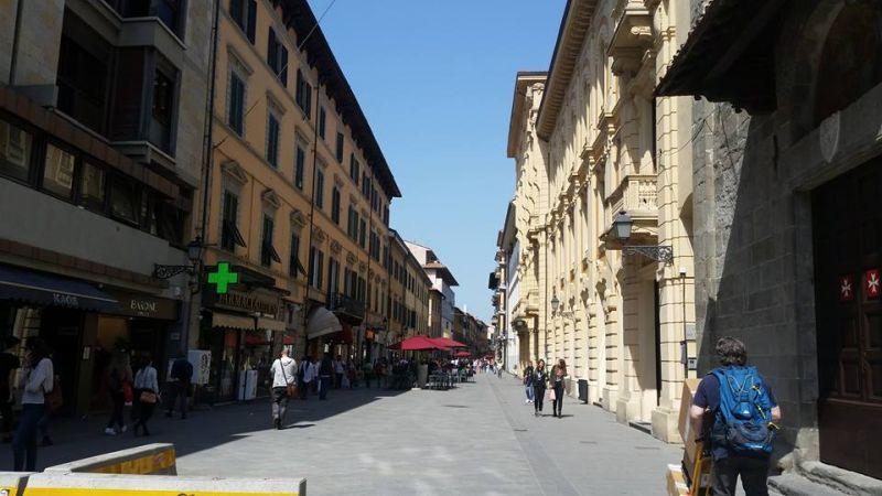 Corso Italia- Pisa