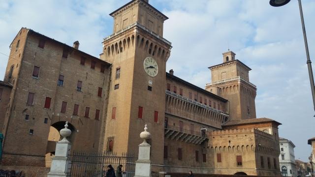 Ferrara- o minunatie!