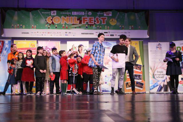 Conil Fest Festivalul integrarii