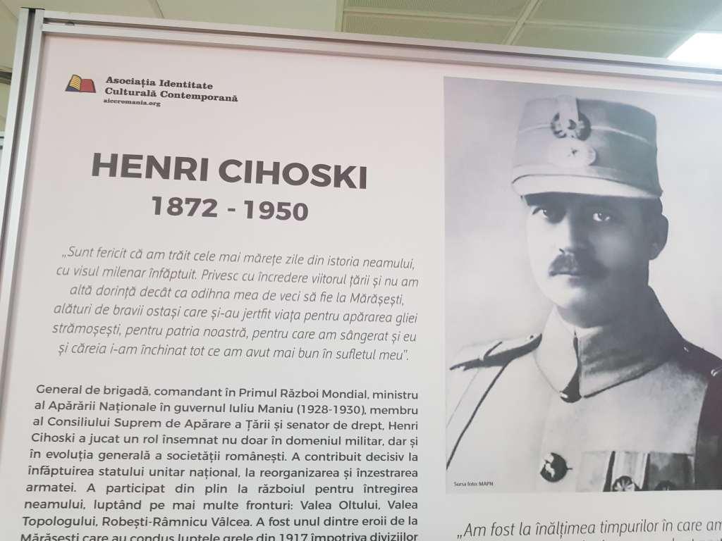 generatia marii uniri- eroi martiri AICC Henri Cihoski