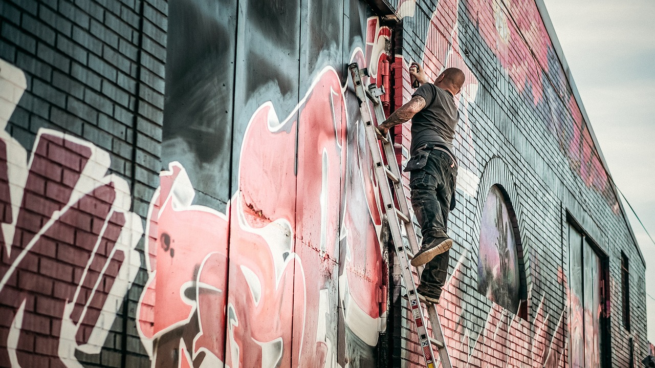 Ce punem in rama- despre arta urbana