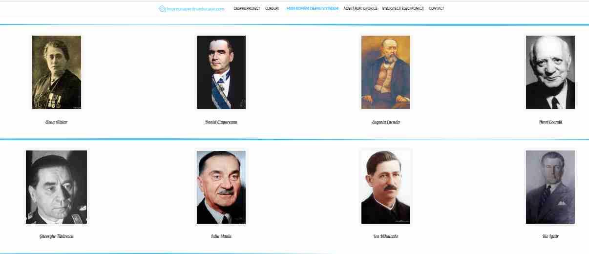 Proiect educativ pentru români de pretutindeni, impreunapentrueducatie.com