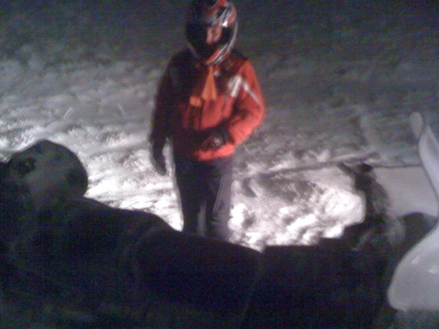 Incerc sa prind glas III – Aventura de iarna in padure