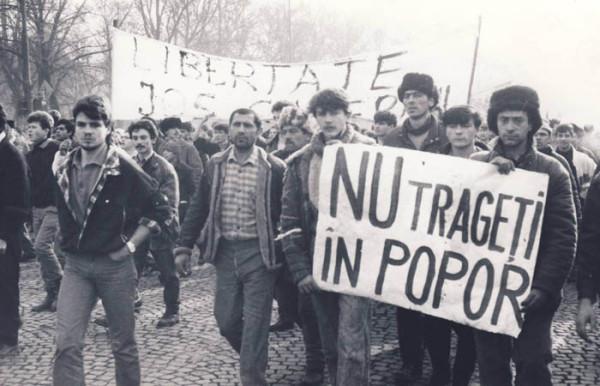 Conferinta – dezbatere: 1989 REVOLUȚIA ROMÂNĂ ÎN CONȘTIINȚA ROMÂNILOR