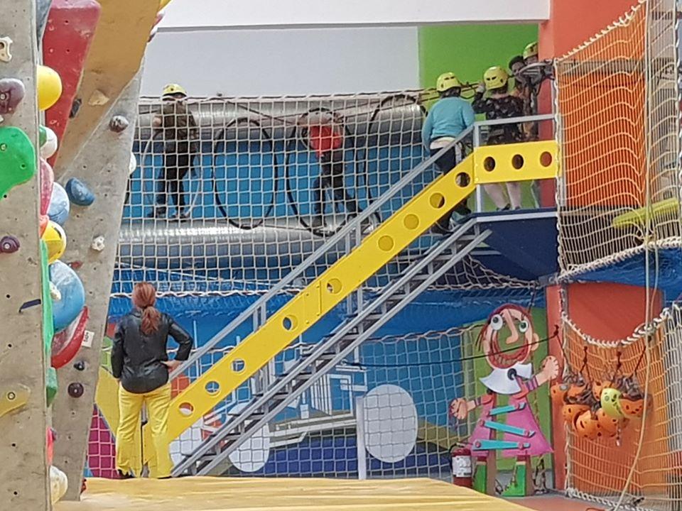 de escalada climb again bucuresti climb again copii azurului