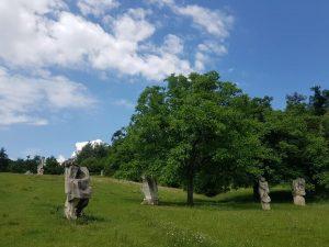 tabara de sculptura de la Magura