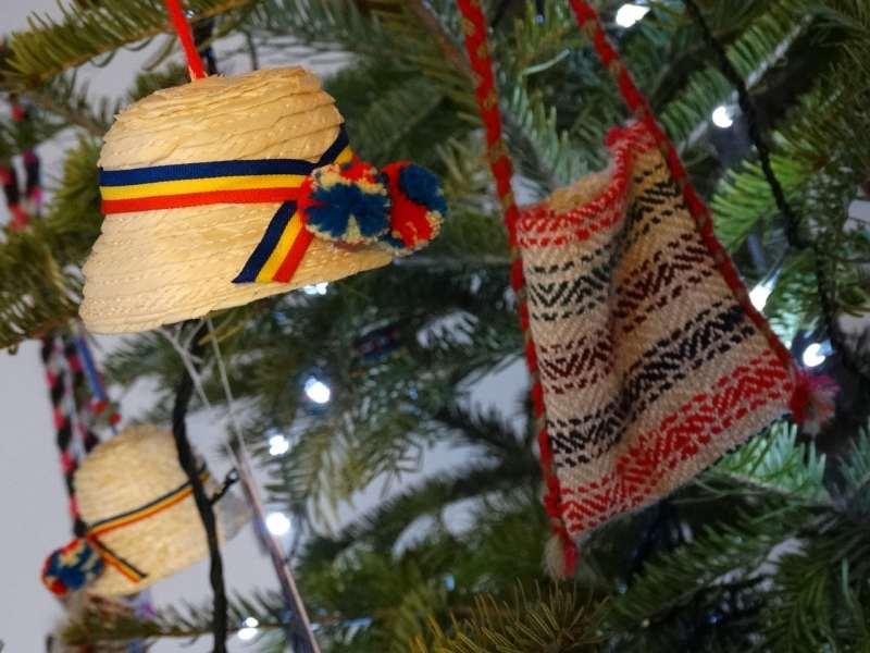 traditii romanesti in decembrie